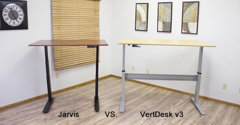 Merveilleux Jarvis Desk: Which Standing Desk Is Best?