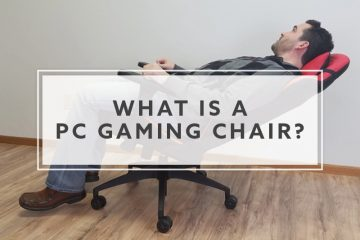 What is a PC gaming chair?