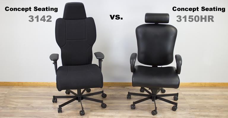 Concept Seating 3150hr Vs 3142 Which 24 Hour Chair Is Best