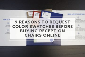 9 Reasons To Request Color Swatches Before Buying Reception Chairs Online