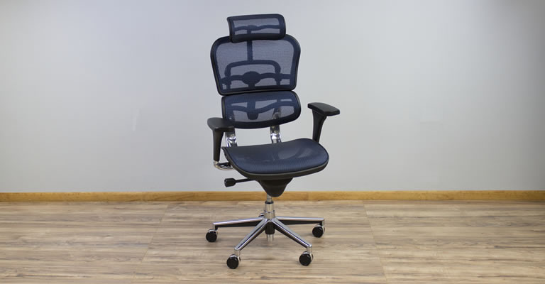 Eurotech Ergohuman High-Back Mesh Chair ME7ERG (Review / Rating / Pricing) & Ergohuman High Back Mesh Chair ME7ERG (Review / Rating / Pricing)