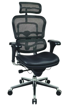 Ergohuman Lem4erg Mesh Back Chair