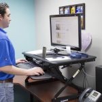 "Flexispot M2 35"" Standing Desk Converter Review"