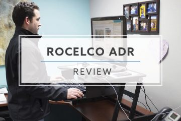 Rocelco ADR and Lorell® Desk Riser (2019 Review / Rating / Pricing)