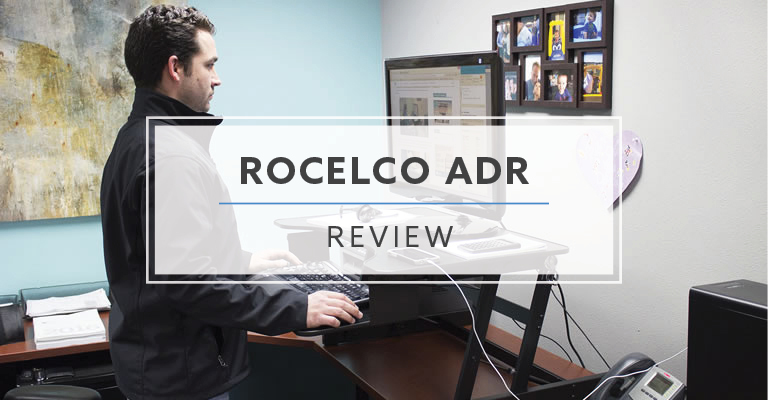 Rocelco ADR and Lorell® Desk Riser (2020 Review / Rating / Pricing)