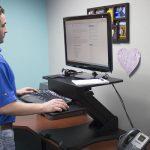 Uplift Desk Standing Desk Converter Adapt Review