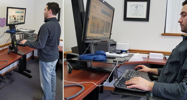 Standing Desk Ergonomics 5 best standing desk converters for proper ergonomics