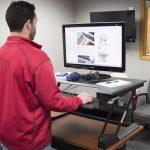 Ergotron Workfit T Standing Desk Converter Review