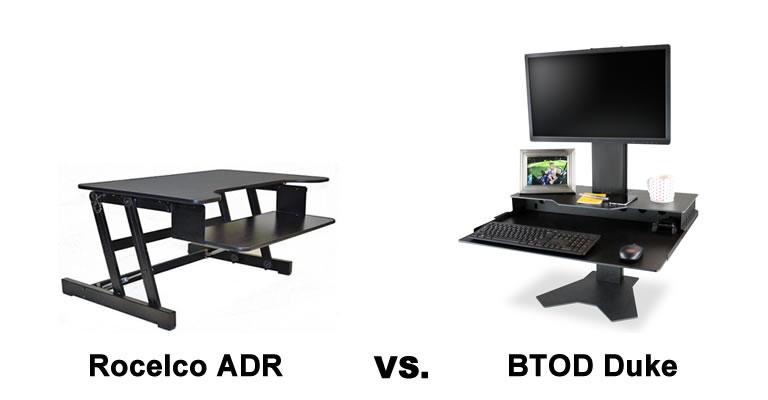 BTOD Duke VESA: Which Desktop Riser Is Better?
