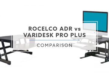 Rocelco ADR vs. VARIDESK ProPlus™ 36: Which is best in 2019?