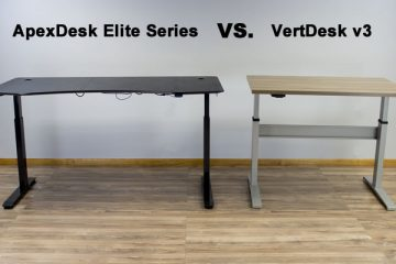 ApexDesk Elite Series vs. VertDesk v3: Which standing desk is better?