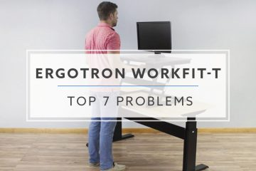 Top 6 Problems and Solutions with the Ergotron WorkFit-T (2021)