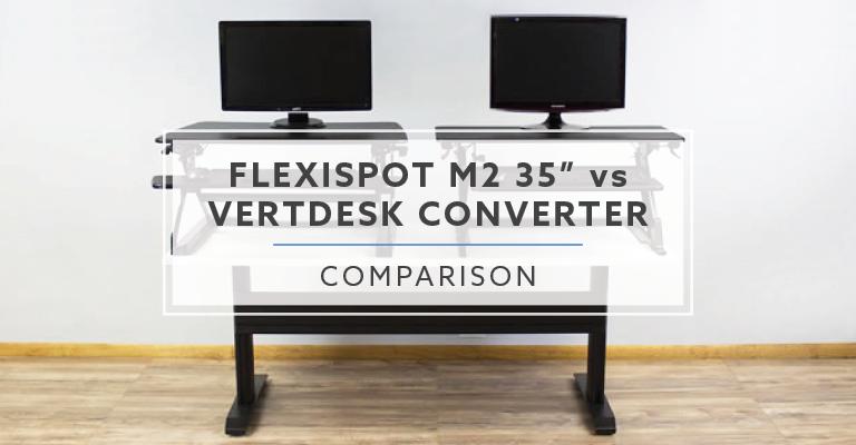 FlexiSpot ClassicRiser M2 vs The VertDesk Converter: What is best in 2019?