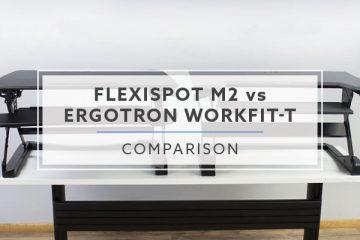 FlexiSpot ClassicRiser M2 – 35″ VS. Ergotron WorkFit-T: Which is the better converter? (2019)