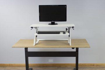 iMovR ZipLift Standing Desk Converter (Review / Rating / Pricing)