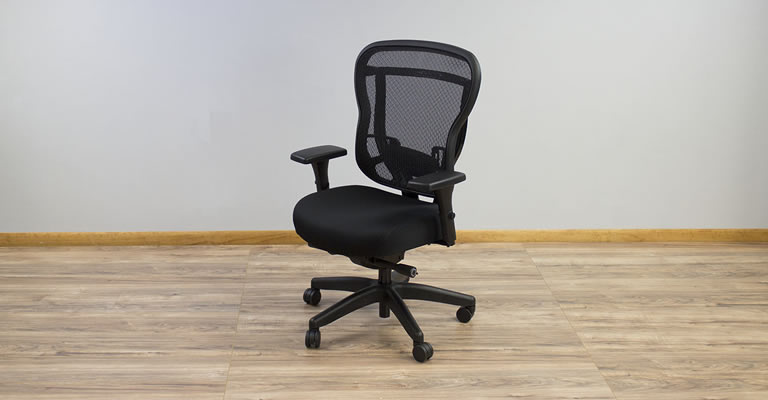 Buzz Seating Rika Ergonomic Mesh Chair Review Rating
