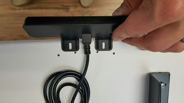 Pre-drilled holes that don't line up to switch