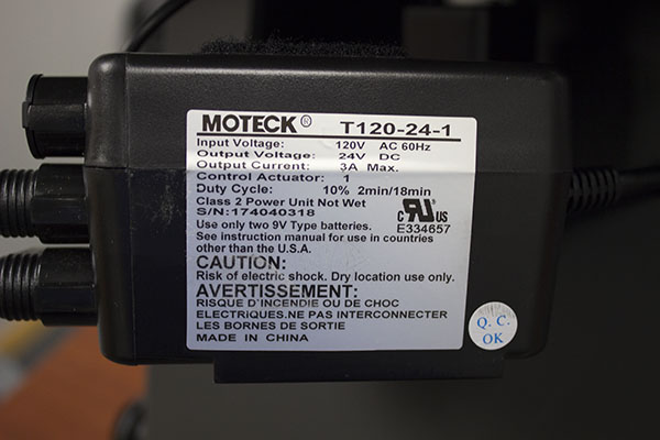 TaskMate 6100 Electronics Made in China