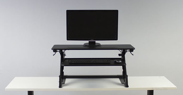 5 best ikea bekant stand up desk alternatives and competitors for Stand up desk conversion ikea