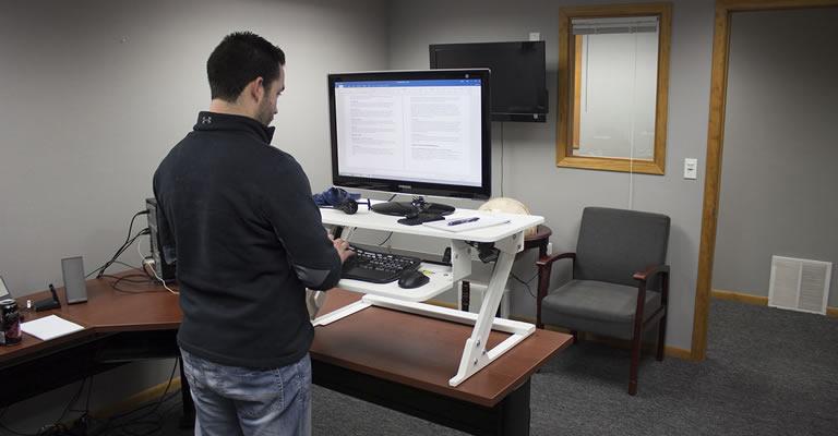 VertDesk Standing Desk Converter