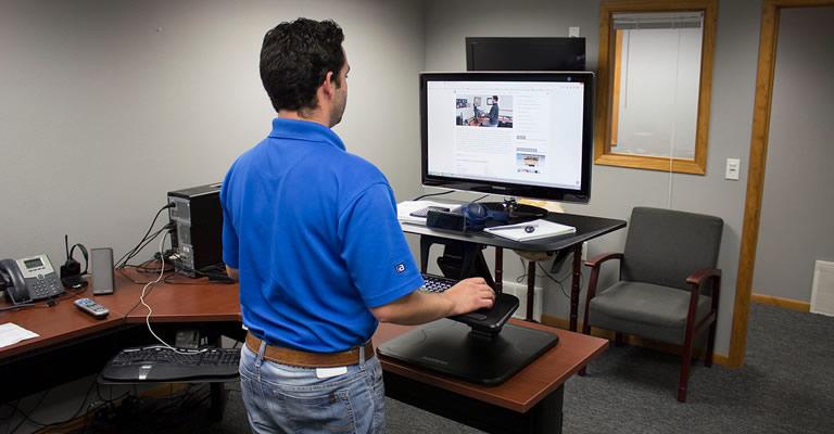 Flexispot F3M Standing desk Converter Review