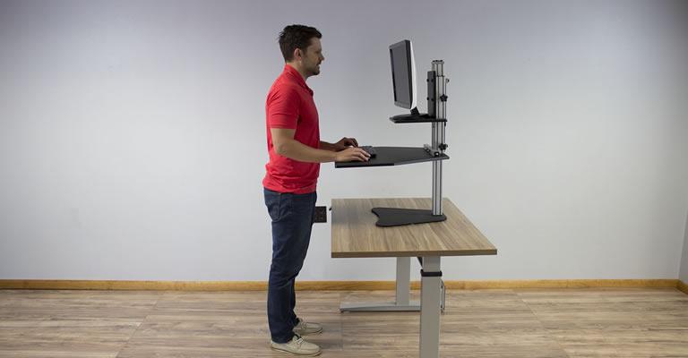Top 7 Problems With Kangaroo Standing Desk Converter