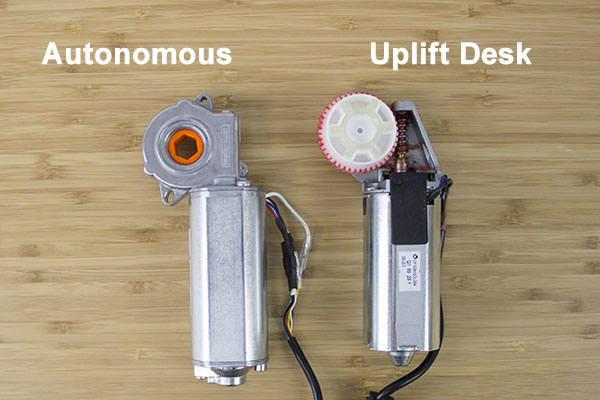 Autonomous and Uplift Desk Motors