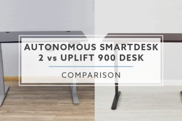 Autonomous SmartDesk 2 vs Uplift 900 Desk: Which is better?