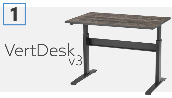 VertDesk v3 Best Sit Stand Desk under $800