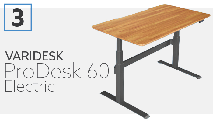 #3 VariDesk ProDesk Best Sit to Stand Desk
