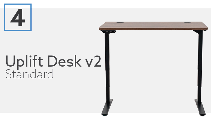 #4 Uplift Desk v2 Best Sit or Standing Desk