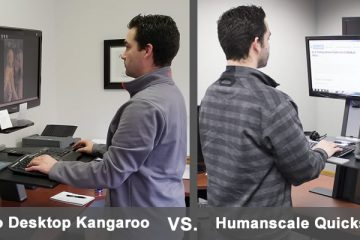 Ergo Desktop Kangaroo vs Humanscale QuickStand: Which is better?