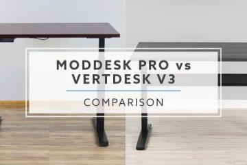 MultiTable ModDesk Pro vs. VertDesk v3: Which is better?