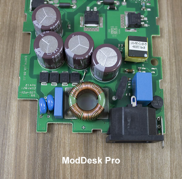 Showing ModDesk Pro's Toroid Coil Wrapping