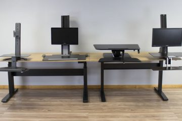 Top 5 Standing Desk Converters for Short People