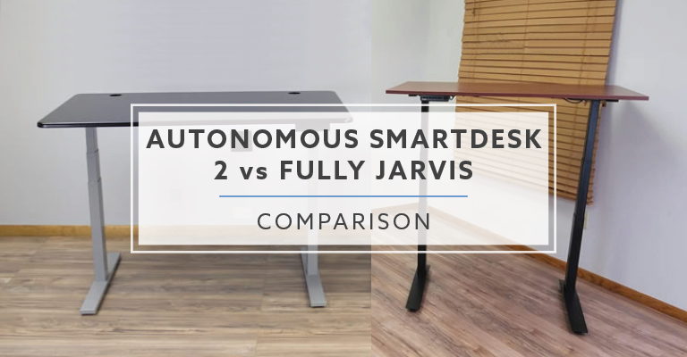 Autonomous SmartDesk 2 VS  Jarvis Desk: Which is better?