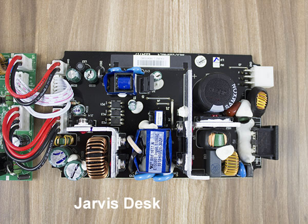Close Up of Jarvis Box