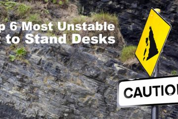 Top 6 Most Unstable Electric Sit to Stand Desks