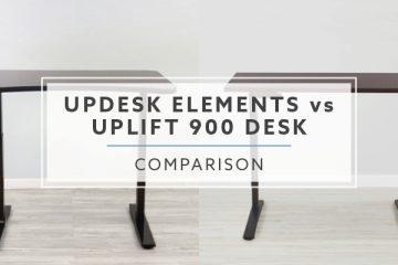 UpDesk Elements vs Uplift 900 Desk: Which is better?