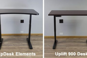 UpDesk Elements vs Uplift 900 Desk: Which is better?