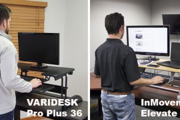 VARIDESK Pro Plus 36 VS. InMovement DT2: Which is better?