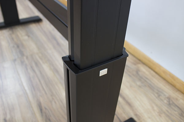 Close Up of NewHeights XT Aluminum Columns