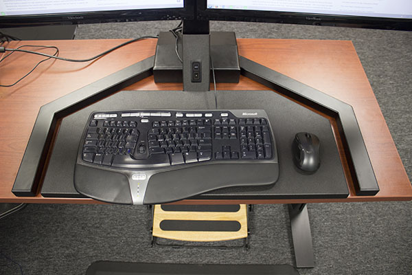 Keyboard and Mouse Area