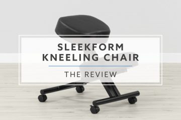 SLEEKFORM Atlanta Kneeling Chair Review (2019 Review / Rating / Pricing)