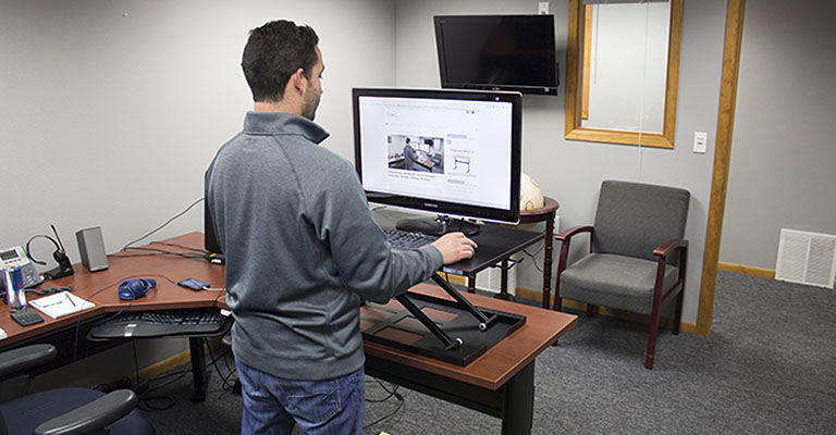 Stand Steady X Elite Pro Standing Desk Converter Review