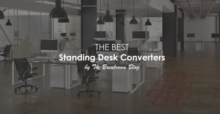 The Best Standing Desk Converters for 2017