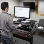 VariDesk Exec 40 Standing Desk Converter Review
