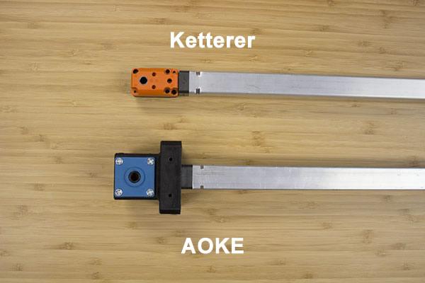 Ketterer vs. AOKE Gears