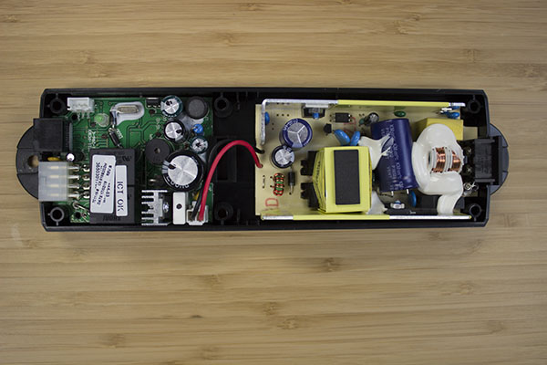 Open TiMotion TC11 Control Box
