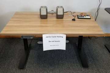 Top 7 Problems and Solutions With The Jarvis Standing Desk by Fully
